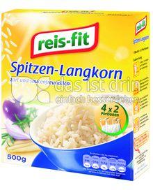 Produktabbildung: reis-fit Spitzen-Langkorn-Reis 500 g