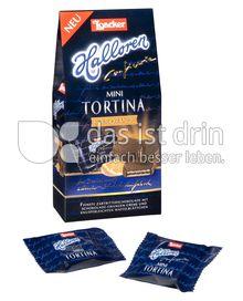 Produktabbildung: Halloren Confiserie Tortina Noir-Orange 90 g