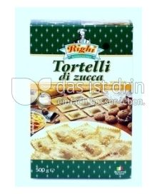 Produktabbildung: Righi Tortelli di zucca 250 g