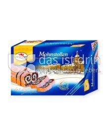 Produktabbildung: Dr. Quendt Echter Dresdner Mohnstollen 500 g