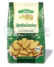 Produktabbildung: Allos Spekulatius 125 g