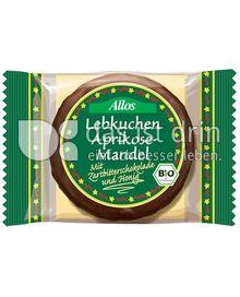 Produktabbildung: Allos Lebkuchen Aprikose-Mandel 50 g