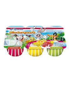Produktabbildung: Bauer Kinderquark Aprikose-Banane-Erdbeere 6 St.