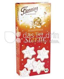 Produktabbildung: Flemming Bio Nuss Sterne 175 g