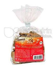 Produktabbildung: Flemming Bio Mini Spekulatius 125 g